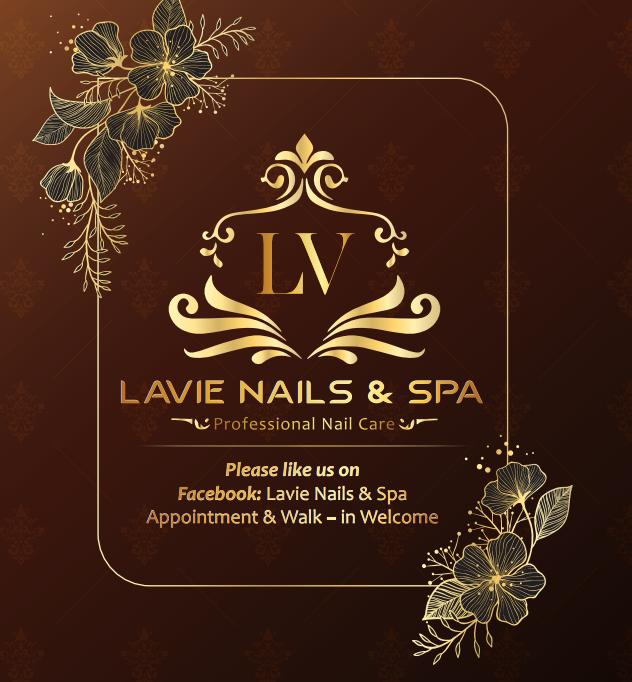 Nails salon 78418 | LAVIE NAILS & SPA | Corpus Christi TX 78418